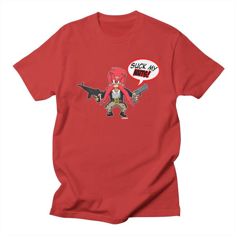 Abraham Sam Men's T-Shirt by doombxny's Artist Shop