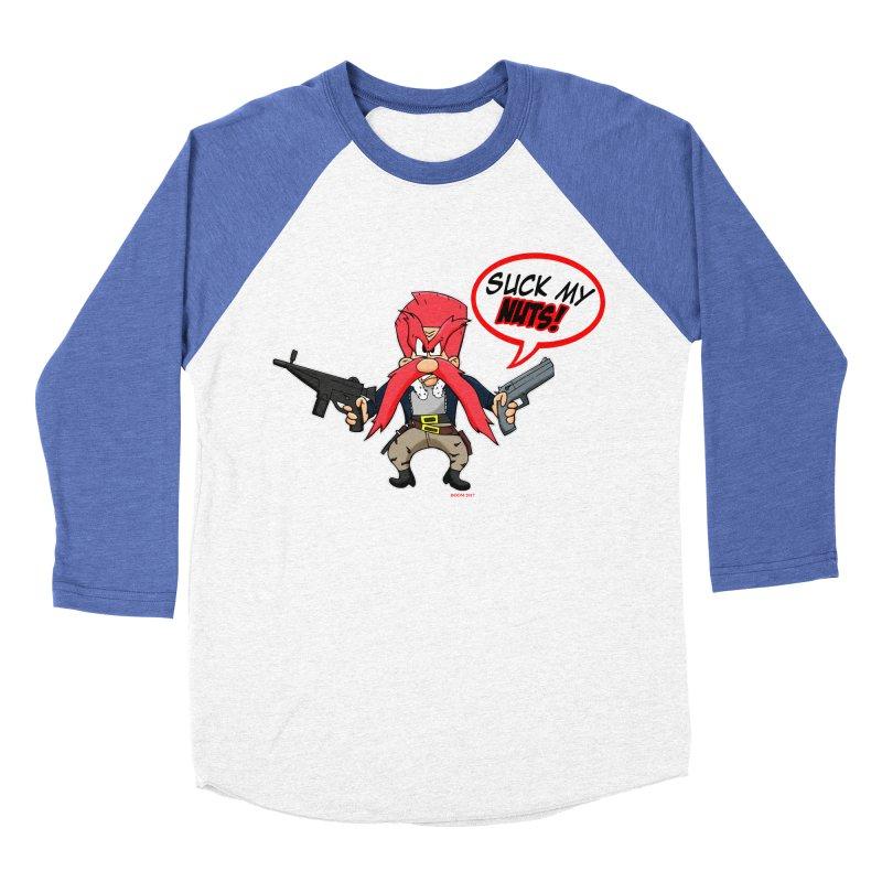Abraham Sam Men's Baseball Triblend T-Shirt by doombxny's Artist Shop