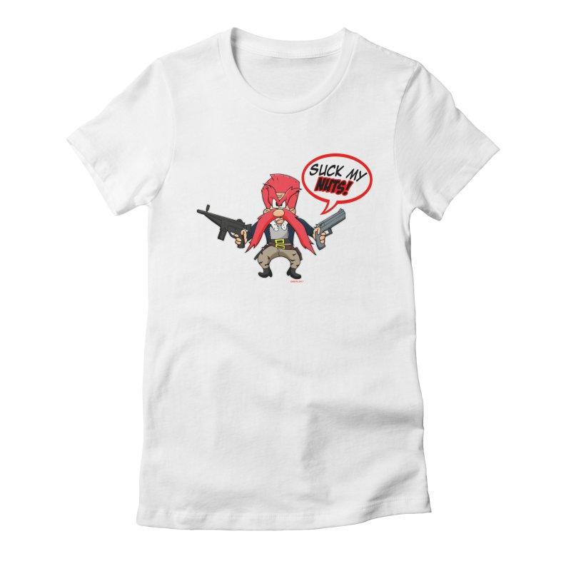 Abraham Sam Women's T-Shirt by doombxny's Artist Shop