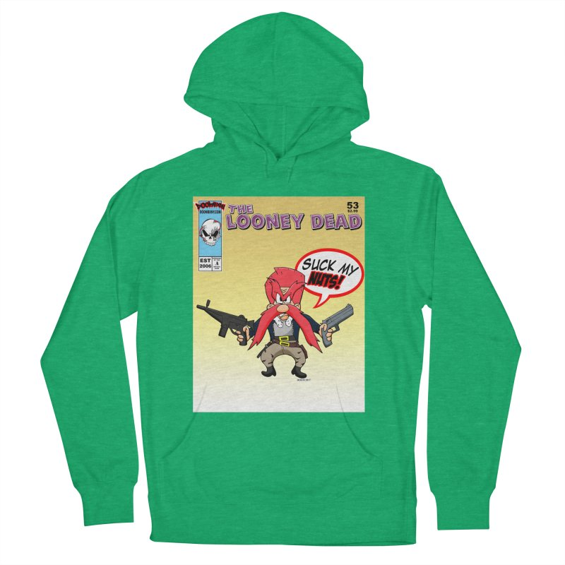 Abraham Sam Comic cover Women's Pullover Hoody by doombxny's Artist Shop