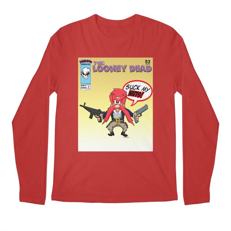 Abraham Sam Comic cover Men's Regular Longsleeve T-Shirt by doombxny's Artist Shop