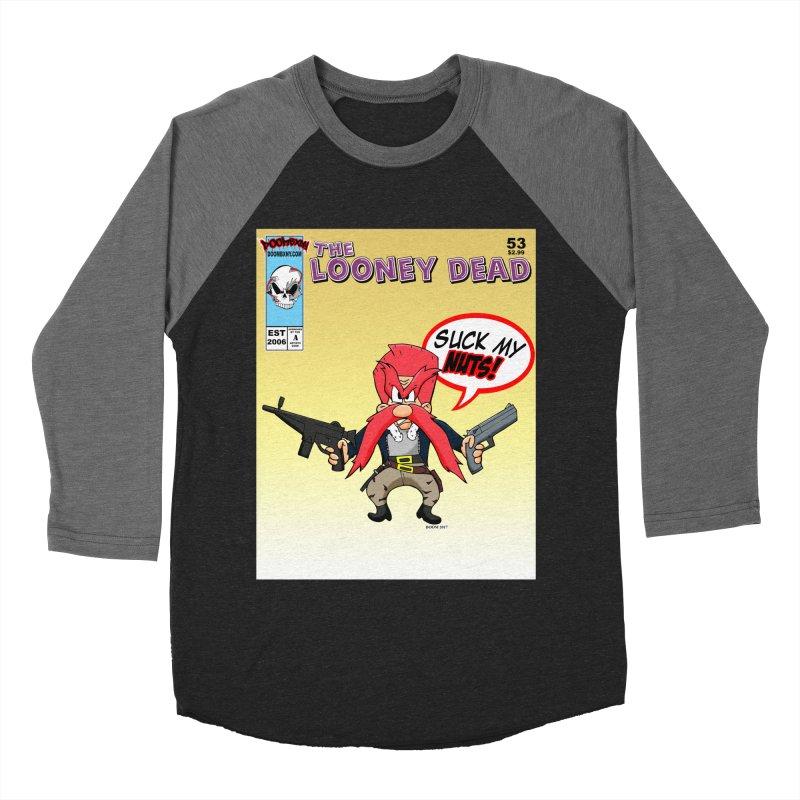 Abraham Sam Comic cover Men's Baseball Triblend T-Shirt by doombxny's Artist Shop