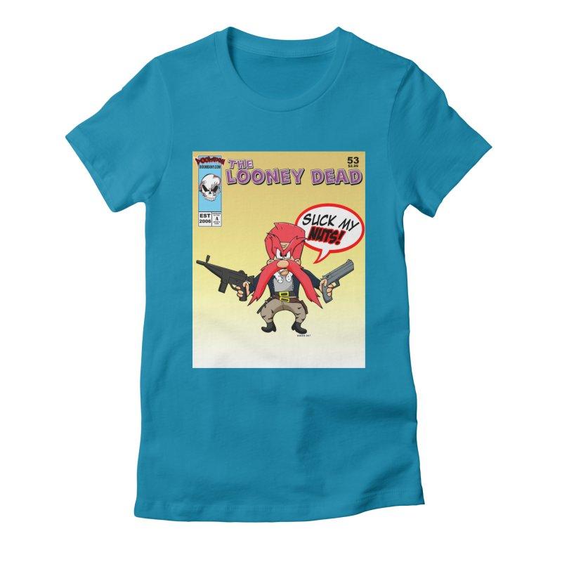 Abraham Sam Comic cover Women's T-Shirt by doombxny's Artist Shop