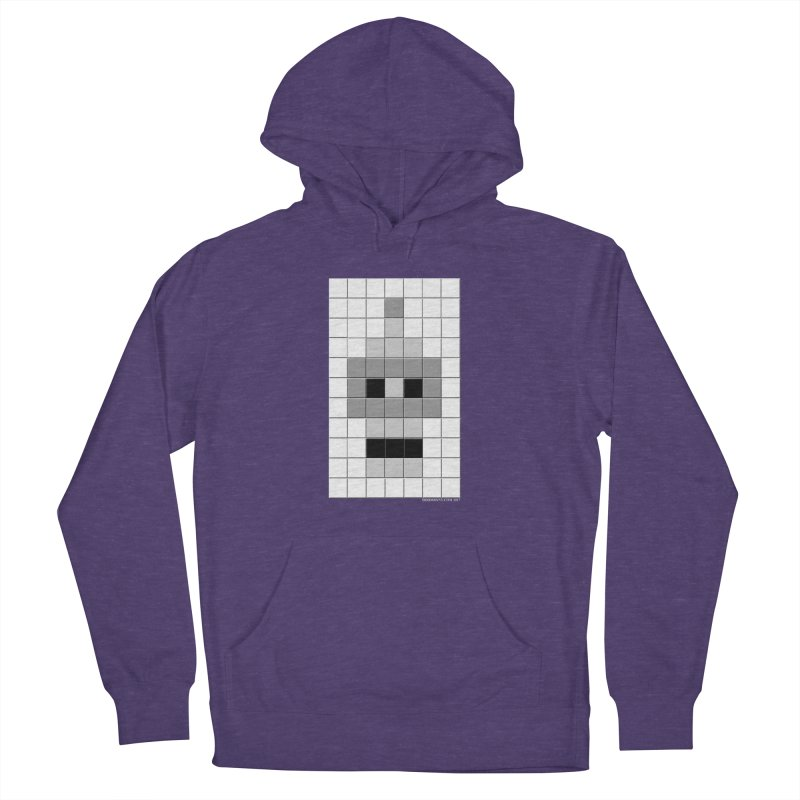 Tiled Bender Women's French Terry Pullover Hoody by doombxny's Artist Shop