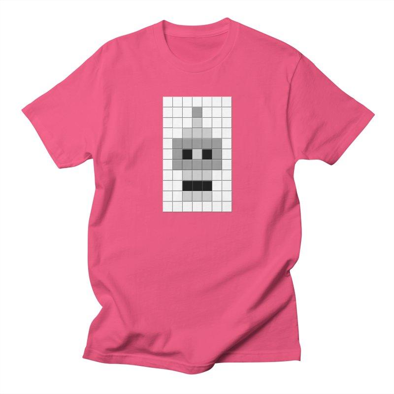 Tiled Bender Men's T-shirt by doombxny's Artist Shop