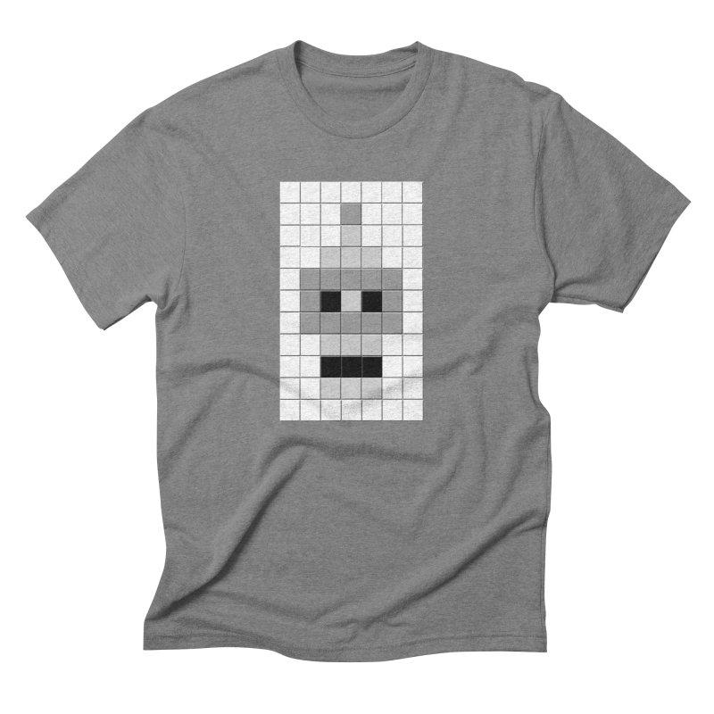 Tiled Bender Men's Triblend T-shirt by doombxny's Artist Shop