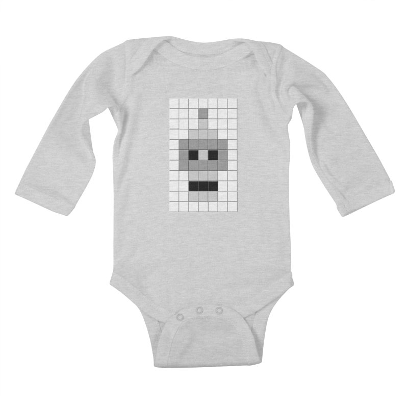 Tiled Bender Kids Baby Longsleeve Bodysuit by doombxny's Artist Shop