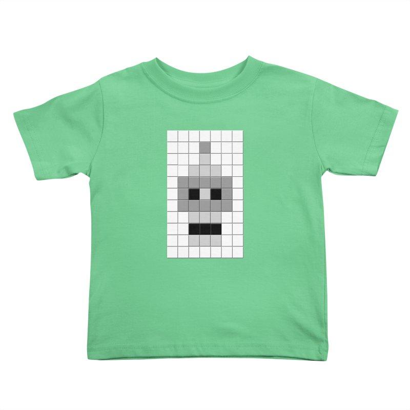 Tiled Bender Kids Toddler T-Shirt by doombxny's Artist Shop