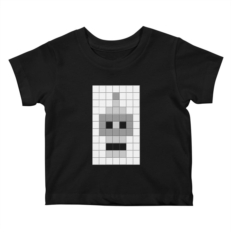 Tiled Bender Kids Baby T-Shirt by doombxny's Artist Shop