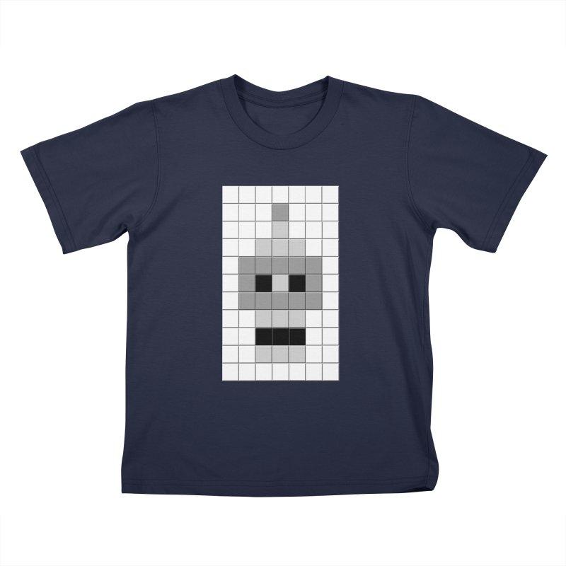 Tiled Bender Kids T-Shirt by doombxny's Artist Shop