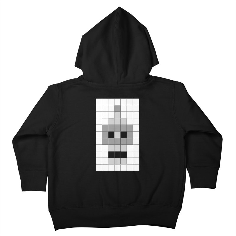 Tiled Bender Kids Toddler Zip-Up Hoody by doombxny's Artist Shop