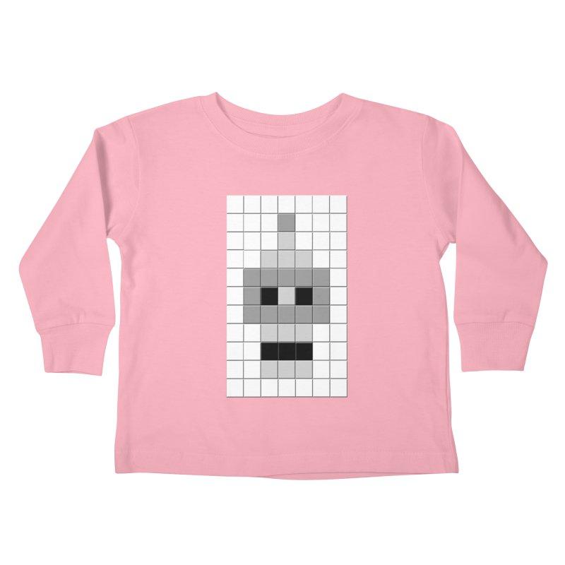 Tiled Bender Kids Toddler Longsleeve T-Shirt by doombxny's Artist Shop