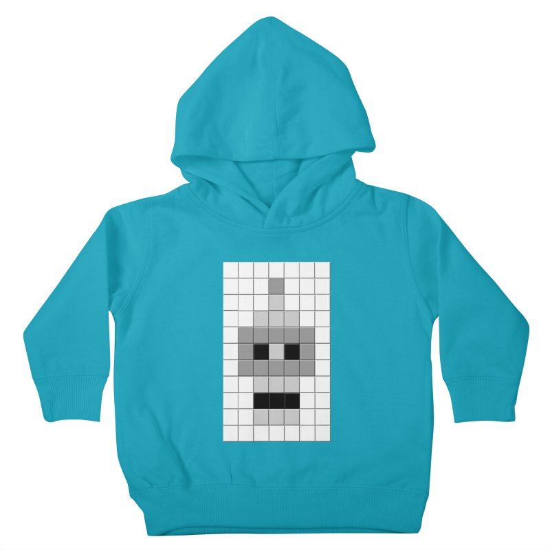 Tiled Bender Kids Toddler Pullover Hoody by doombxny's Artist Shop