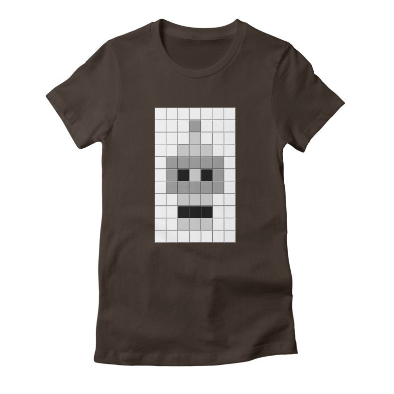 Tiled Bender Women's Fitted T-Shirt by doombxny's Artist Shop