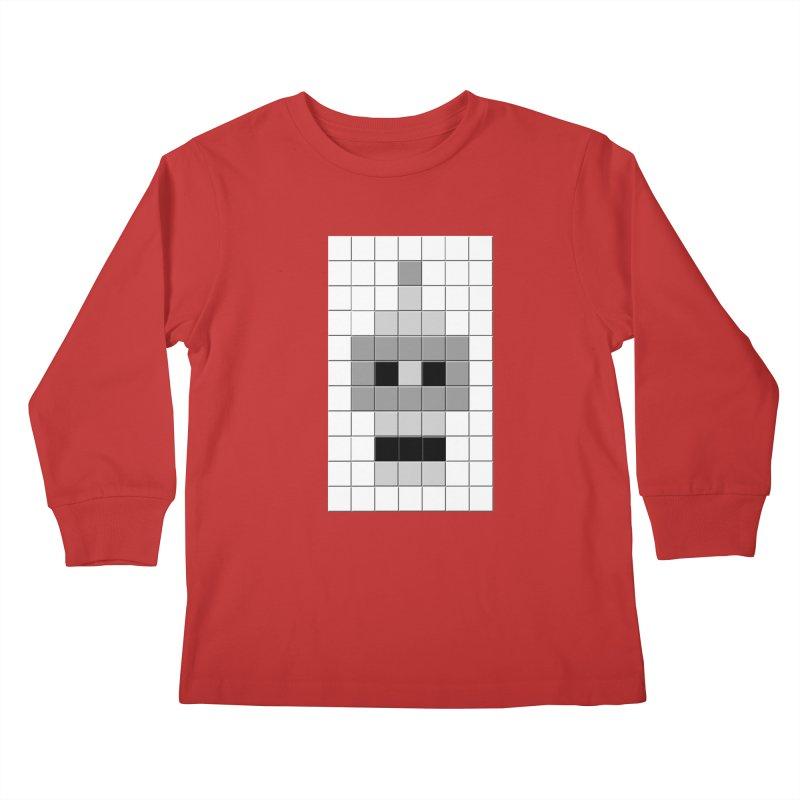 Tiled Bender Kids Longsleeve T-Shirt by doombxny's Artist Shop