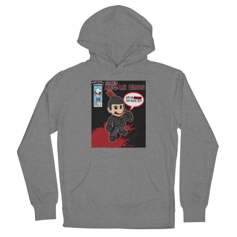 Super Negan Bros Men's Pullover Hoody by doombxny's Artist Shop