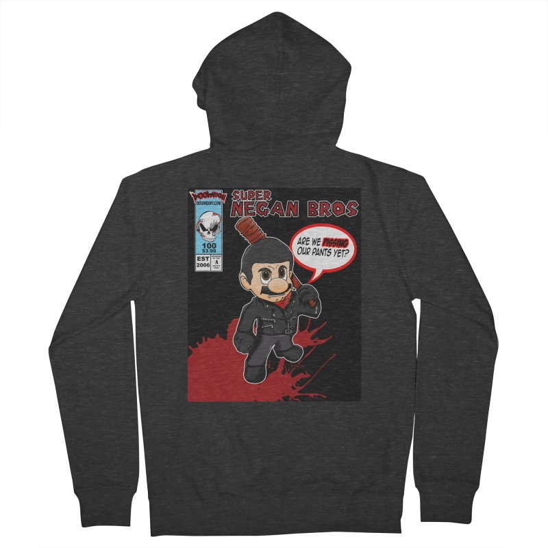 Super Negan Bros   by doombxny's Artist Shop