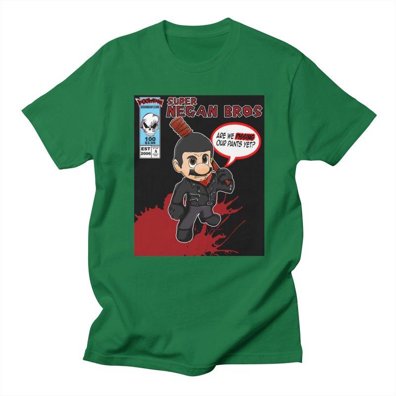 Super Negan Bros Men's T-Shirt by doombxny's Artist Shop