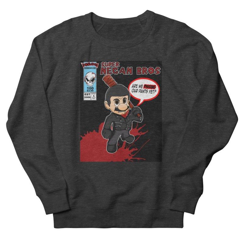 Super Negan Bros Men's Sweatshirt by doombxny's Artist Shop