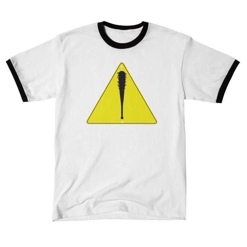 Caution bat Women's T-Shirt by doombxny's Artist Shop