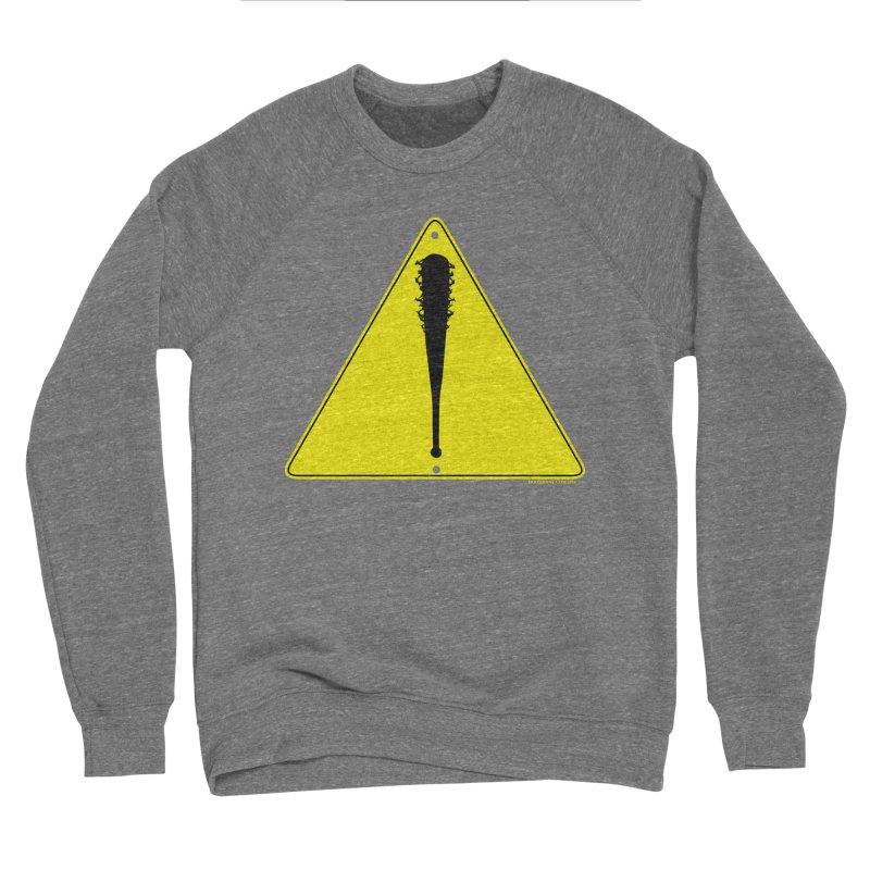 Caution bat Women's Sweatshirt by doombxny's Artist Shop