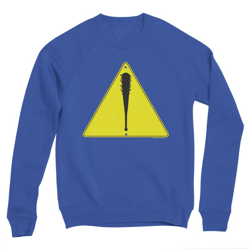 Caution bat Women's Sweatshirt by doombxny's Artist Shop