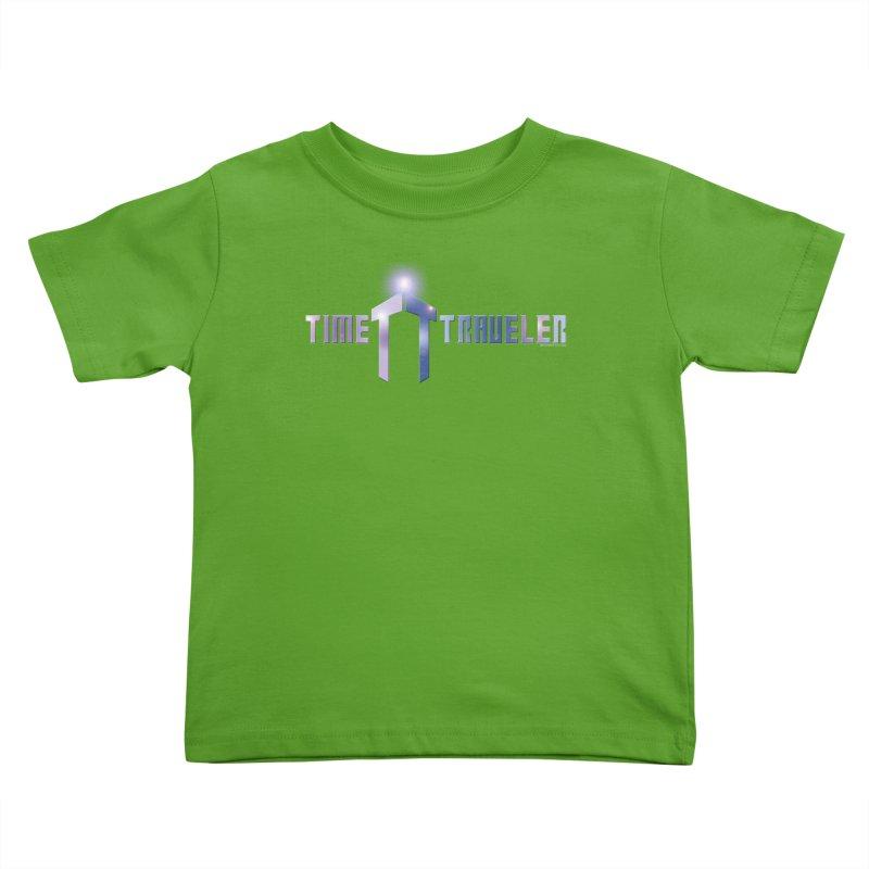 Time traveler Kids Toddler T-Shirt by doombxny's Artist Shop