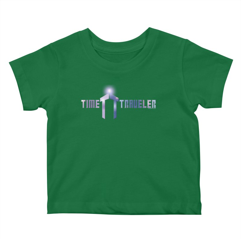 Time traveler Kids Baby T-Shirt by doombxny's Artist Shop