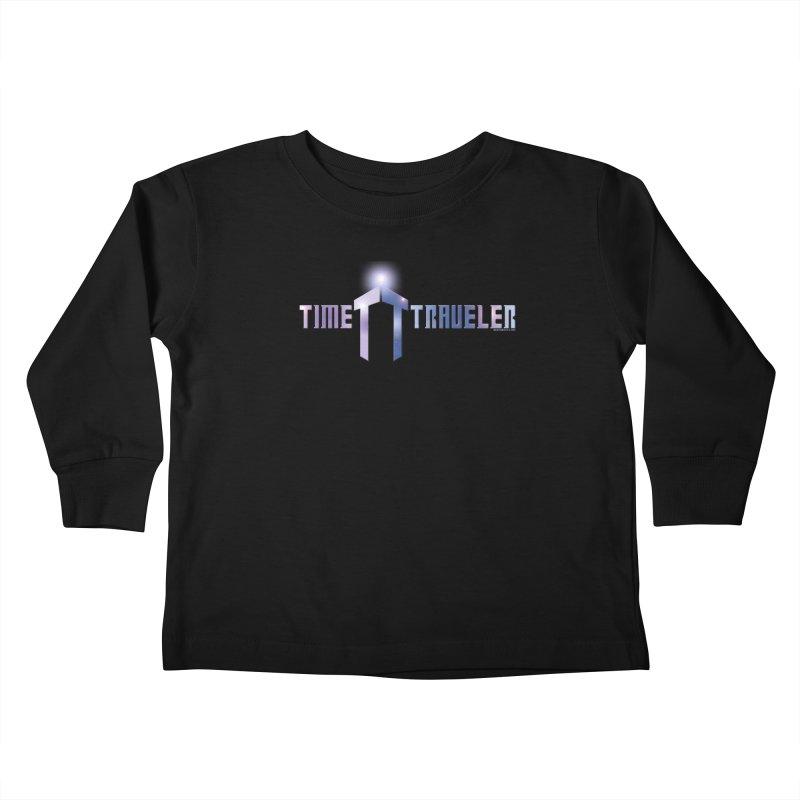 Time traveler Kids Toddler Longsleeve T-Shirt by doombxny's Artist Shop