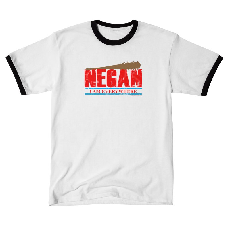 Negan I am everywhere Women's T-Shirt by doombxny's Artist Shop