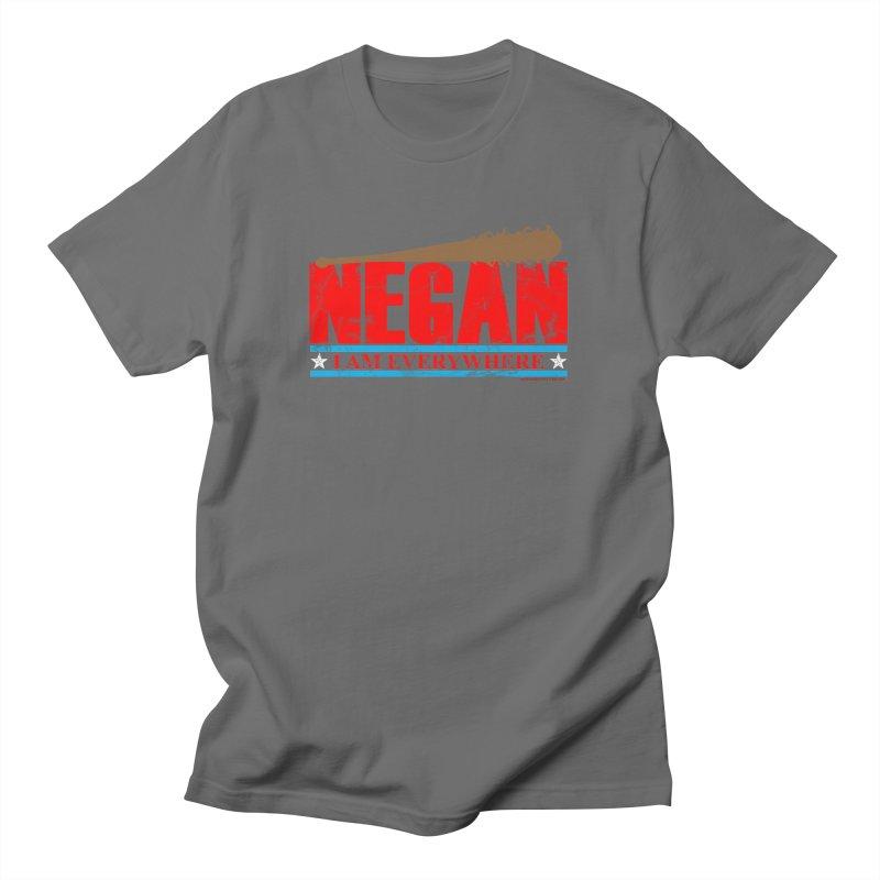Negan I am everywhere Men's T-Shirt by doombxny's Artist Shop