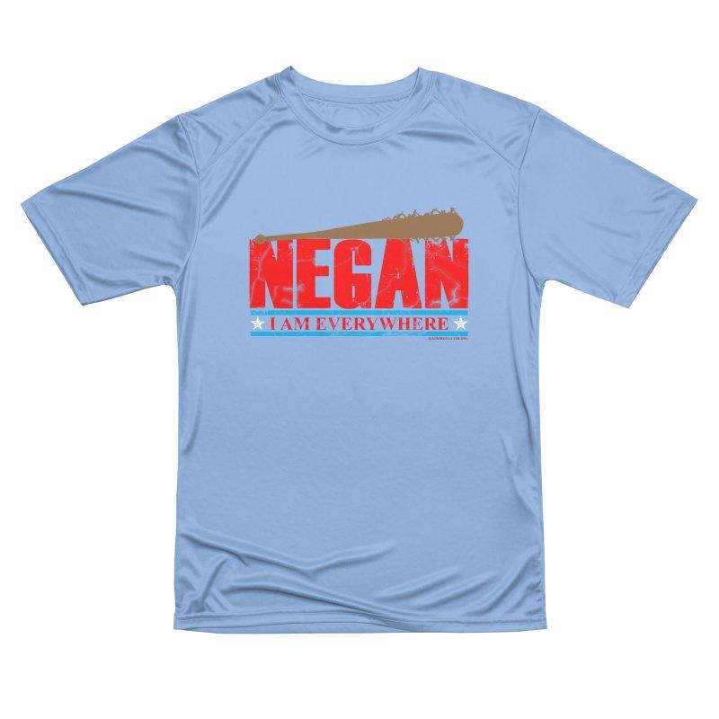 Negan I am everywhere Women's T-Shirt by doombxny's Artist Shop