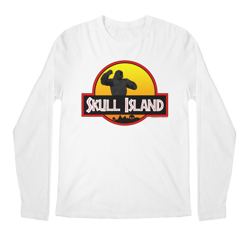 Skull Island Men's Longsleeve T-Shirt by doombxny's Artist Shop