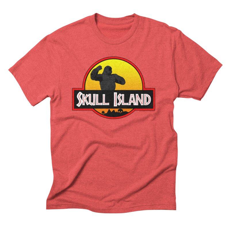 Skull Island Men's T-Shirt by doombxny's Artist Shop