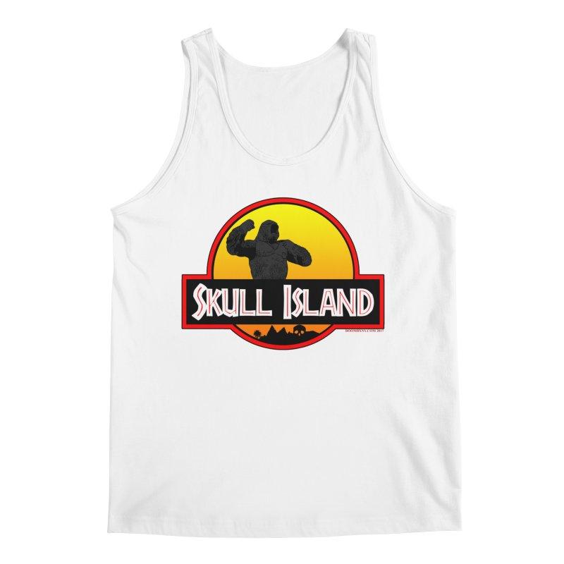 Skull Island Men's Tank by doombxny's Artist Shop