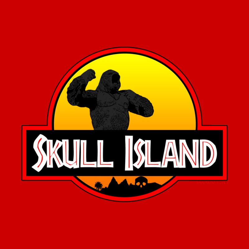 Skull Island None  by doombxny's Artist Shop