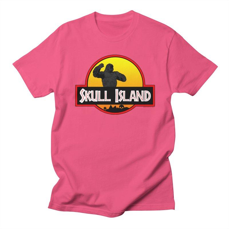 Skull Island Women's Unisex T-Shirt by doombxny's Artist Shop