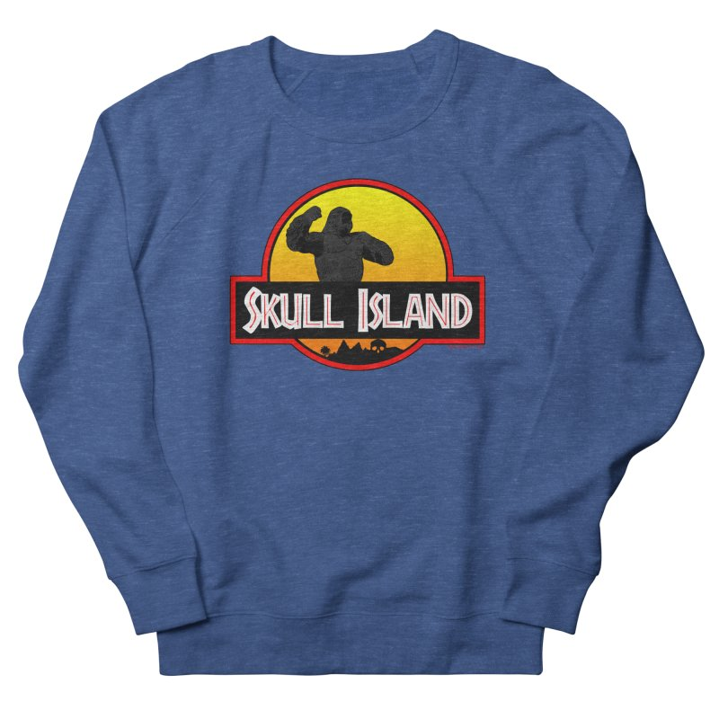 Skull Island Women's Sweatshirt by doombxny's Artist Shop