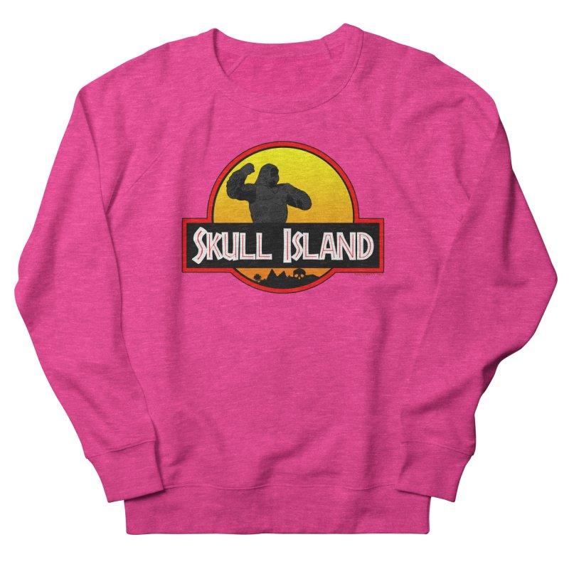 Skull Island Men's Sweatshirt by doombxny's Artist Shop