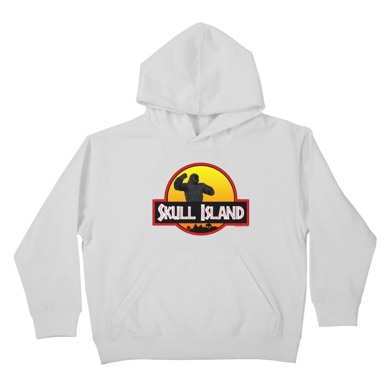 Skull Island Kids Pullover Hoody by doombxny's Artist Shop