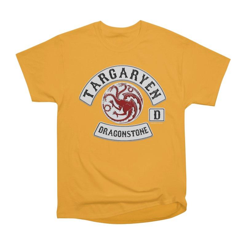 House Targaryen Biker patch Women's Classic Unisex T-Shirt by doombxny's Artist Shop