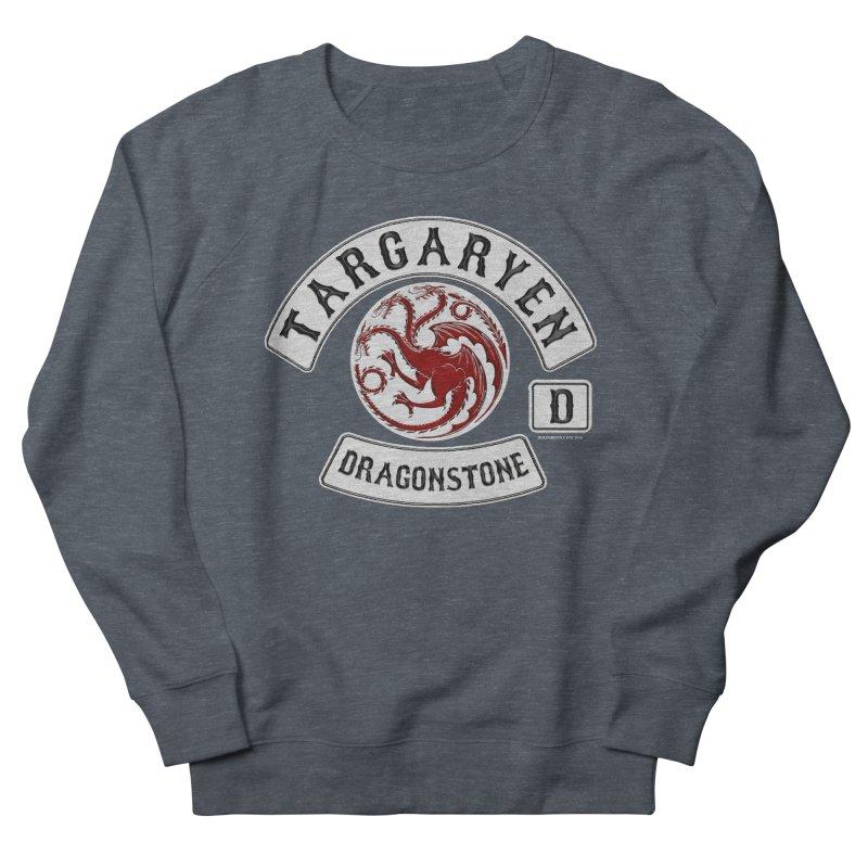 House Targaryen Biker patch Women's Sweatshirt by doombxny's Artist Shop