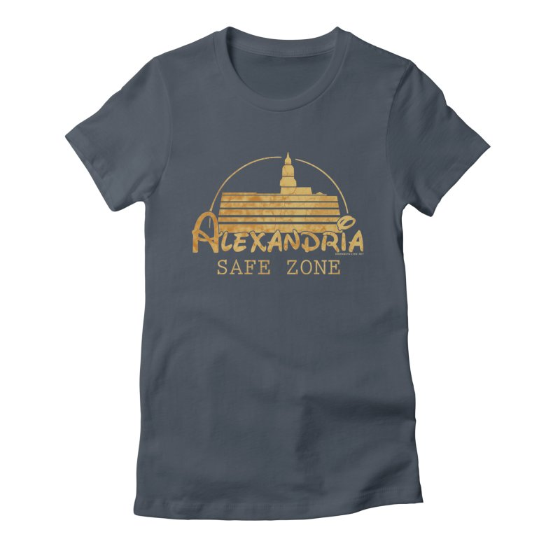 Alexandria Safe Zone Women's T-Shirt by doombxny's Artist Shop