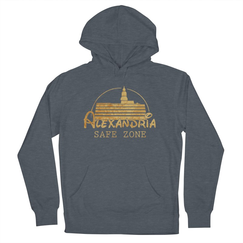 Alexandria Safe Zone Women's Pullover Hoody by doombxny's Artist Shop