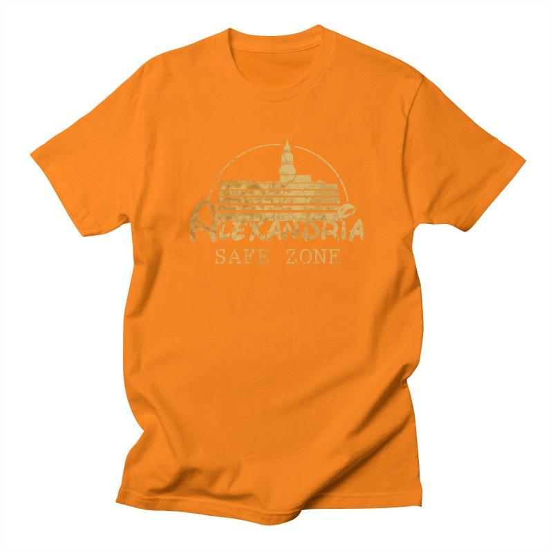 Alexandria Safe Zone Women's Unisex T-Shirt by doombxny's Artist Shop