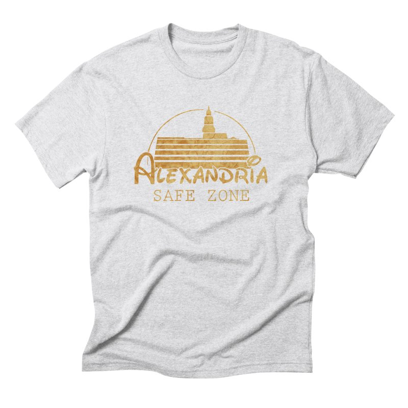 Alexandria Safe Zone Men's Triblend T-Shirt by doombxny's Artist Shop