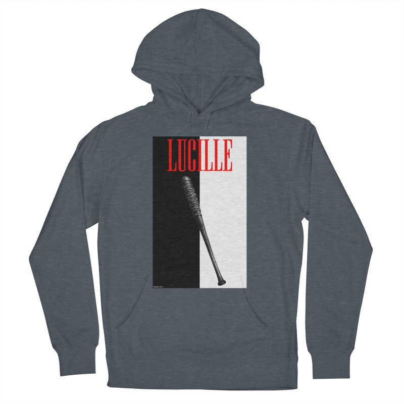 Lucille Face Women's Pullover Hoody by doombxny's Artist Shop
