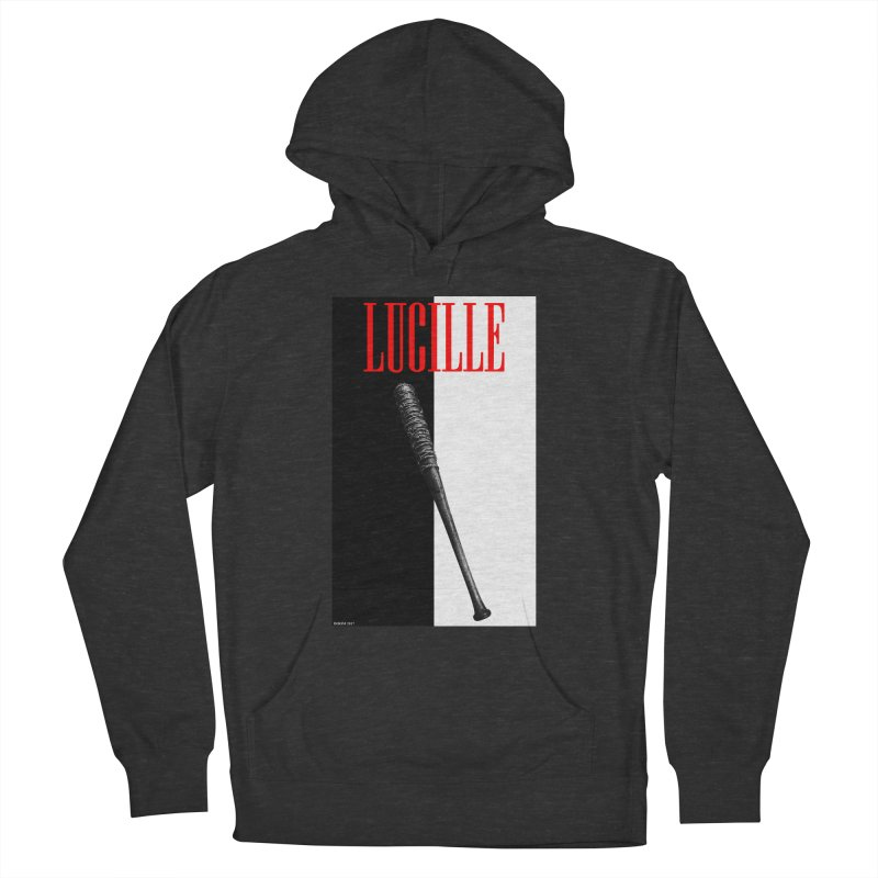 Lucille Face Men's Pullover Hoody by doombxny's Artist Shop