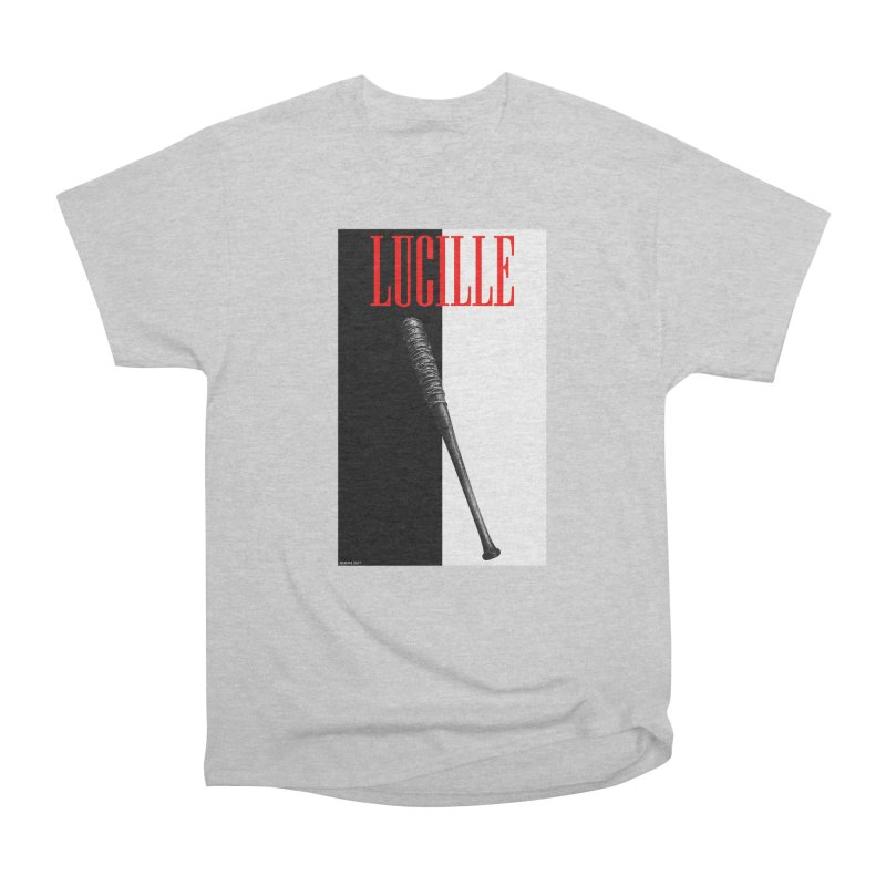 Lucille Face Men's Classic T-Shirt by doombxny's Artist Shop