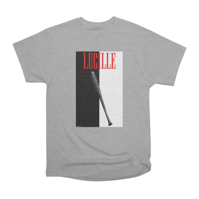 Lucille Face Women's Classic Unisex T-Shirt by doombxny's Artist Shop